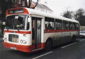 Vernacularisms Ulsterbus